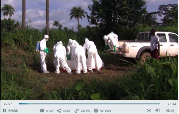 Ebola The economist